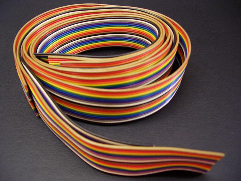 リボン電線 RKV